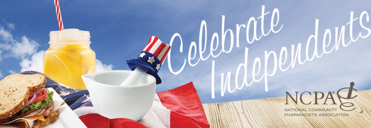 Celebrate Independents Month
