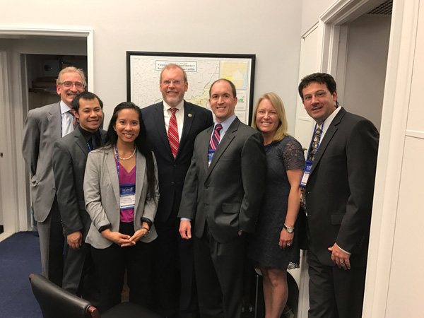 Rep. Collins with GA pharmacists