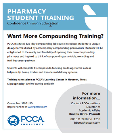 PCCA Student Boot Camp