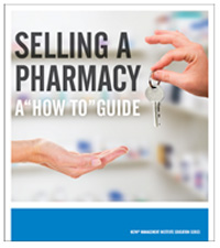 Selling a Pharmacy